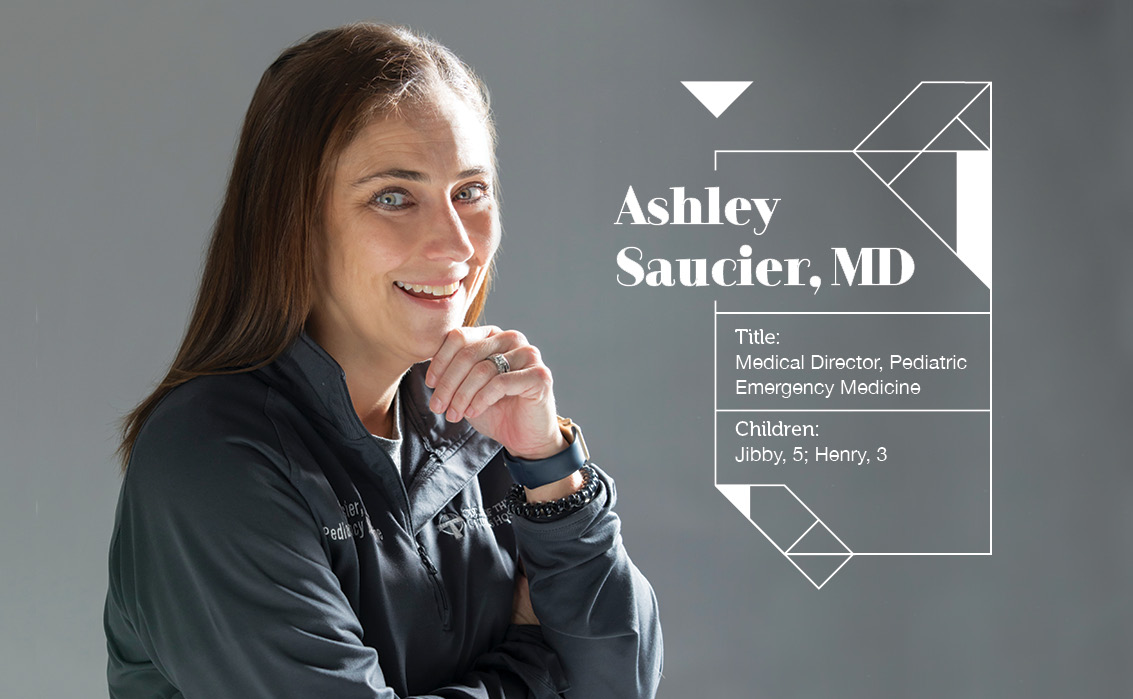 Ashley Saucier, MD Baton Rouge, Louisiana (LA), Our Lady of